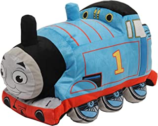 Franco Kids Bedding Super Soft Plush Snuggle Cuddle Pillow, One Size, Thomas and Friends Engine Train