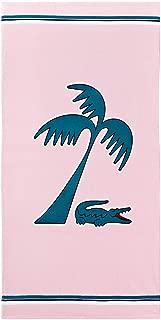 Lacoste Murphy 100% Cotton Beach Towel, 36
