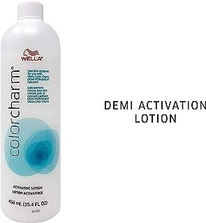 Wella Color Charm Demi-Permanent Hair Color, Activating Lotion