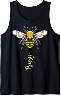 Bee Pun: Busy Bees Tank Top