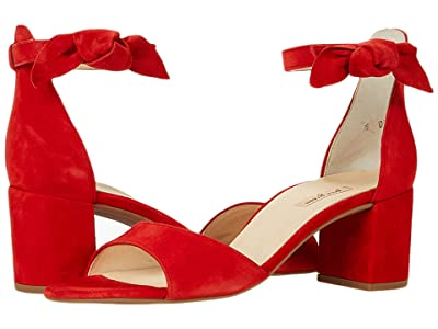 Paul Green Carolina (Red Suede) Women