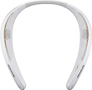 ケンウッド ウェアラブルネックスピーカー ワイヤレススピーカー(ホワイト) CAX-NS1BT-W