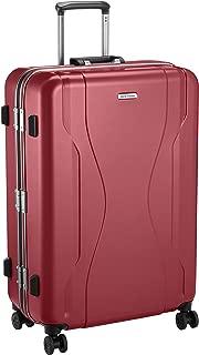 [ワールドトラベラー] スーツケース 日本製 コヴァーラム ベアリング入り双輪キャスター 84L 69 cm 5.6kg