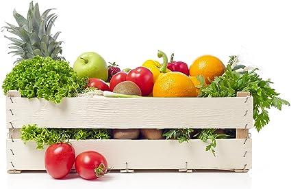 Oedim Vinilo Decorativo Pared 3D Fruteria | Cesta de Mimbre Frutas y Verduras | 115x80cm | Adhesivo Resistente y de Facil Aplicación | Diseño Elegante | Decoración Puestos de Venta |: Amazon.es: Hogar