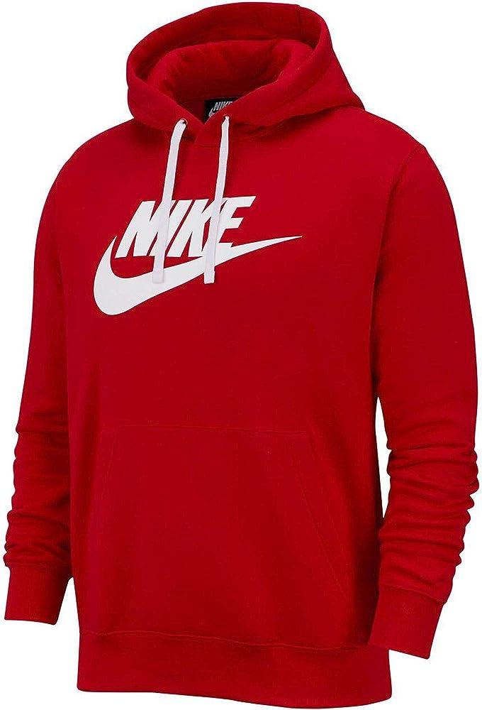 Nike ,felpa per uomo,cn cappuccio,in vero cotone BV3622
