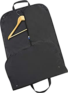 Global Travel Accessories Portatraje de Viaje 112 Centimeters 1 Negro (Black)