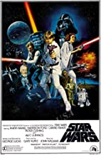 Posters USA - Star Wars Original Episode IV A New Hope Movie Poster GLOSSY FINISH - FIL328 (24