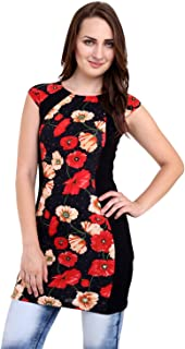 Espresso Women's Printed Bodycon Dress - Pink.
