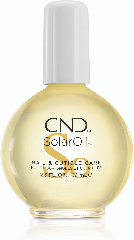 Creative Nail Solaroil Cuticle Oil, 2.3 onza líquida