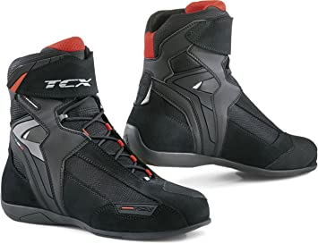 Mens Motorcycle Boots TCX Nc