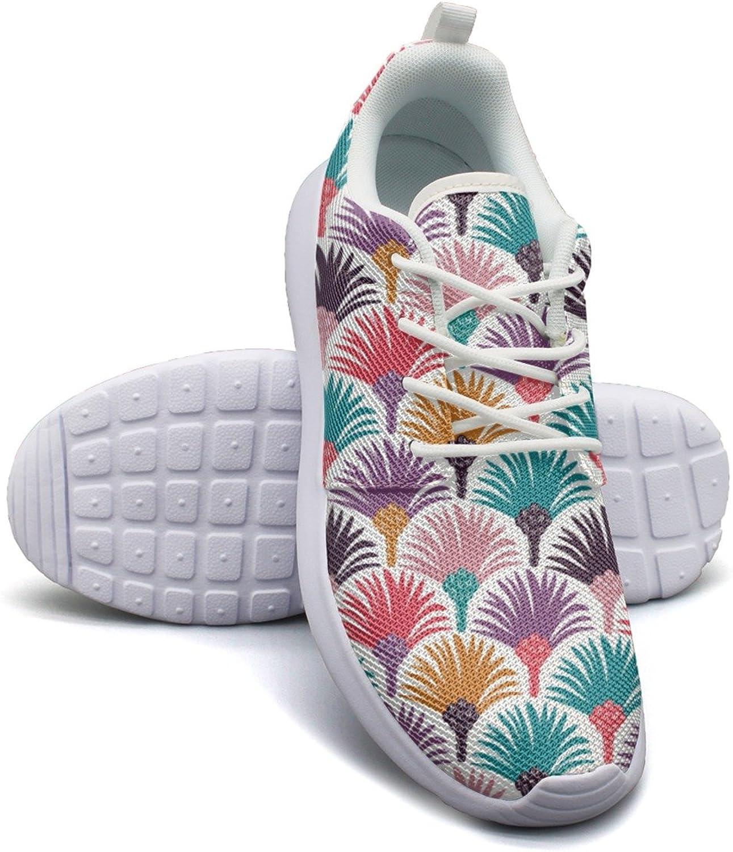 Net Royal Palm Tree Women's Funny Running shoes