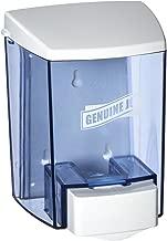 Genuine Joe GJO29425 Bulk Fill Soap Dispenser, Manual, 30 fl oz (887 mL), Smoke