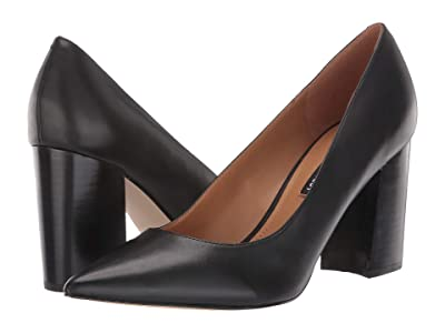 Nine West Cara Pump (Black 1) Women
