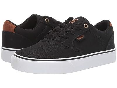 etnies Kids Blitz (Toddler/Little Kid/Big Kid) (Black) Boys Shoes