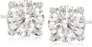 Best emerald cut cz stud earrings Reviews