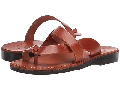Jerusalem Sandals Tal (Honey) Women
