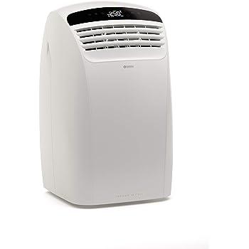 Olimpia Splendid Climatiseur Mobile 10.000 BTU/h, 2,6 kW, 01920 Dolceclima Silent 10 P, Gaz Naturel R290, Design Italien