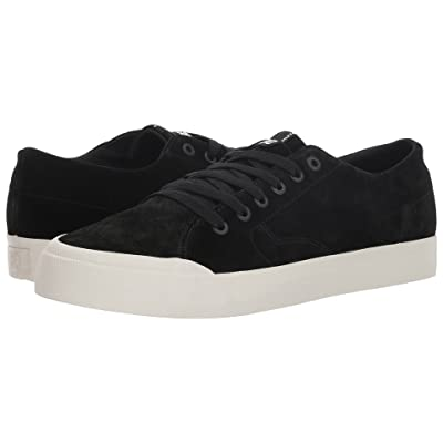 663aed1cf3f528 DC Evan Lo Zero (Black/White/Gum) Men's Skate Shoes
