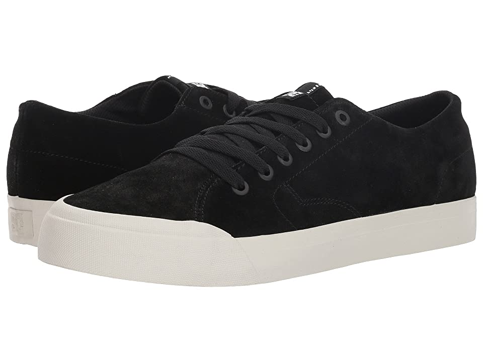 DC Evan Lo Zero (Black/White/Gum) Men