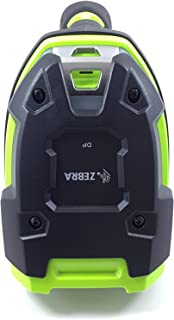 Zebra DS3608-DP (Direct Part Marking) Ultra-Rugged Handheld Corded DPM 2D Barcode Scanner Kit (DP, 1D, 2D, PDF417, QR Code and OCR), Includes Heavy Duty Stand and USB Cable