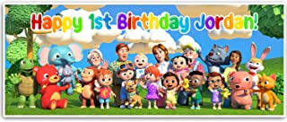 Cocomelon Birthday Banner