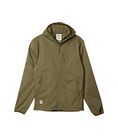 Fjallraven High Coast Shade Jacket (Green) Men