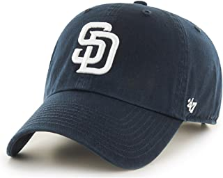 check out 95e21 f0b1e  47 Brand Adjustable Cap - CLEAN UP San Diego Padres navy ·