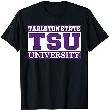 Tarleton State 1899 University apparel - t-shirt