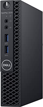 Dell OptiPlex 3070 Micro Desktop (Hex i5-9500T / 8GB / 500GB)