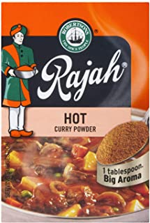 Rajah Curry Powder HOT - Imported From South Africa