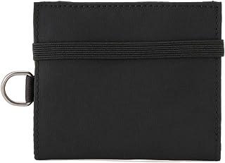 Muji Wallet, Polyester, Black, OneSize