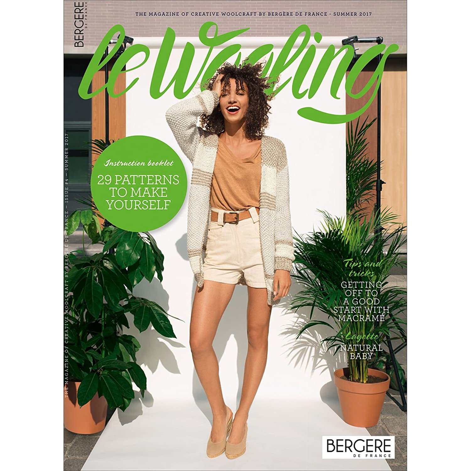 Bergere de France 72277 Le Wooling Magazine-Issue #4