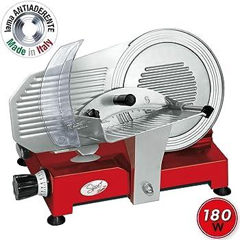 275//A Lusso Affettatrice Professionale Elettrica RGV Lama 27,5 cm 150W