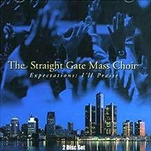Best straight gate mass choir i ll praise Reviews