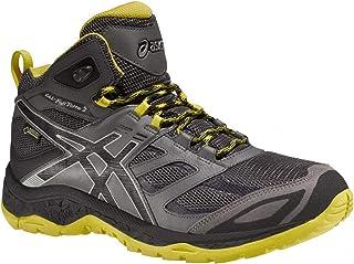 reputable site d0b78 6245e Asics Gel Fujiterra 2 MT G-TEX Chaussures de Randonnée Homme Gris