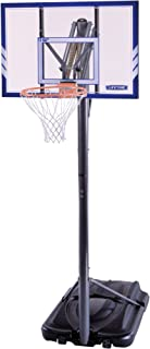Lifetime 71546 Portable Basketball System, 44 Inch Shatterproof Backboard