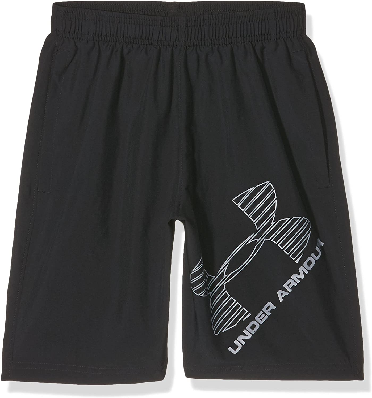 Under Armour HeatGear INTL Graphic Woven Shorts - AW17 - Medium - 黒