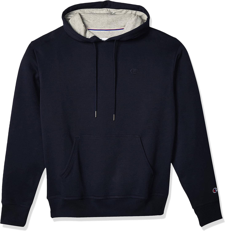 Ranking TOP3 Champion Men's Max 49% OFF Powerblend Fleece Logo Hoodie C
