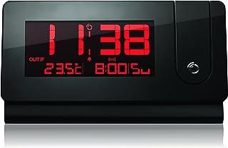 Oregon Scientific RMR391P - Reloj proyector despertador con