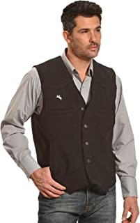 wyoming wool vest