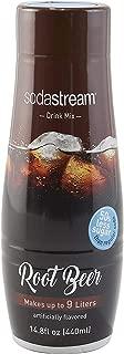 SodaStream Root Beer, 14.8 Fl Oz (Pack of 4)