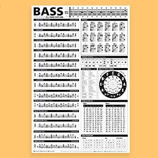 Essential Bass Theory Chart Version 2 (UPDATED & REVISED)...