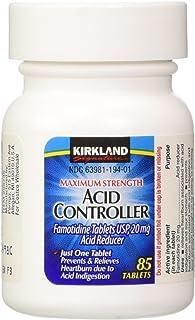 Kirkland Signature Acid Controller Maximum Strength (Famotidine 20 mg) 85 Tablets