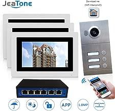 touch screen intercom system
