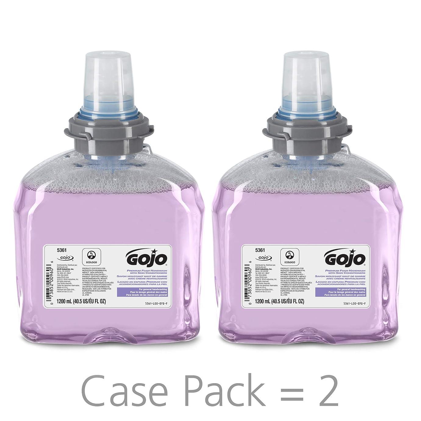 ブラジャーブロックするベリーTFX Luxury Foam Hand Wash, Cranberry, Dispenser, 1200ml (並行輸入品)