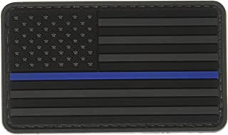 5ive Star Gear US Flag Morale Patch with Blue Stripe