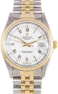Rolex Date Automatic-self-Wind Male Watch 15233 (Certified Pre-Owned)