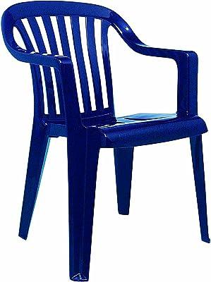 Best 18080520 Silla de jardín - sillas de jardín (Dining, Sólido, Asiento Duro