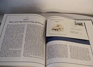 HISTORY OF FLIGHT FIRST DAY COVERS