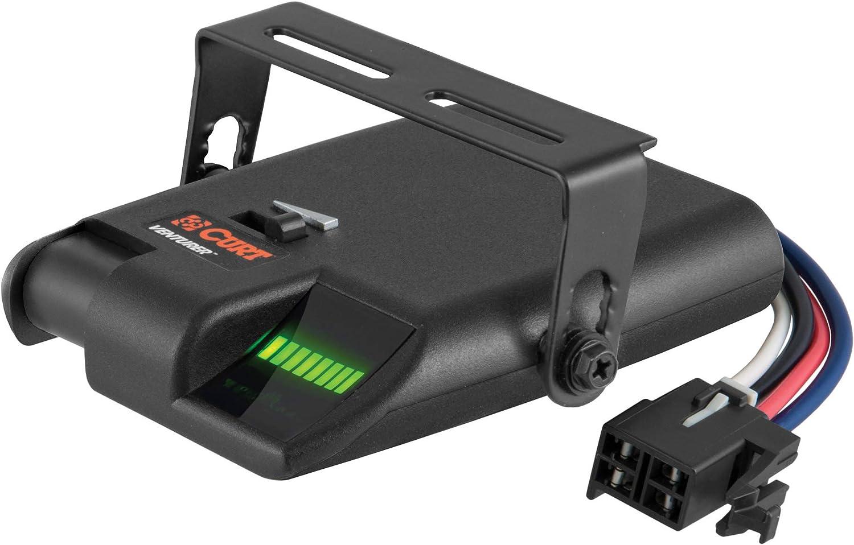 CURT Venturer Electric Trailer Brake Controller
